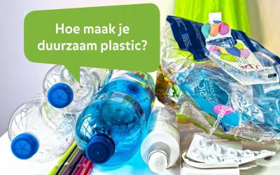 Duurzaam plastic in de les