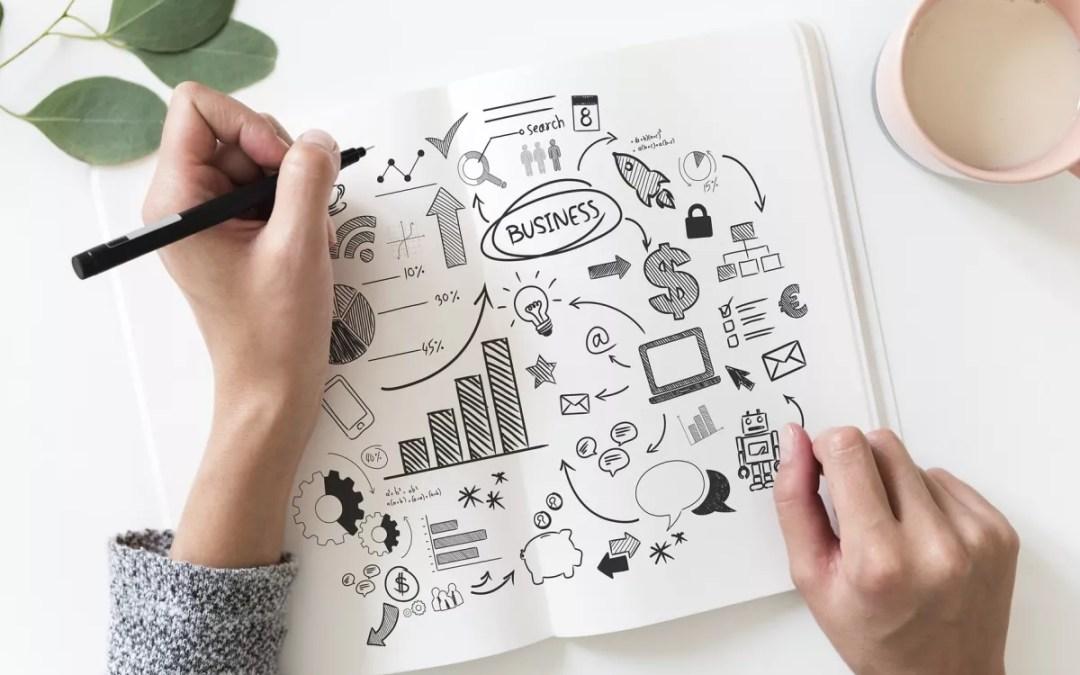 Hoe weet je met welke ontwikkelingen een bedrijf bezig is?