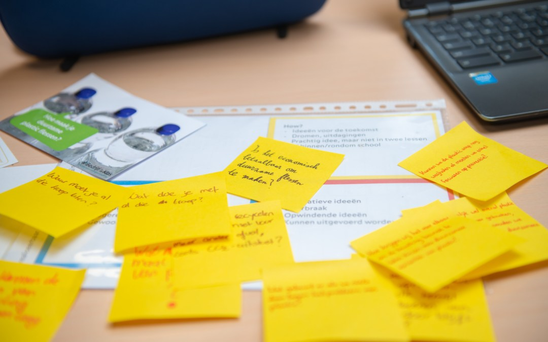 Projectweek met bedrijven