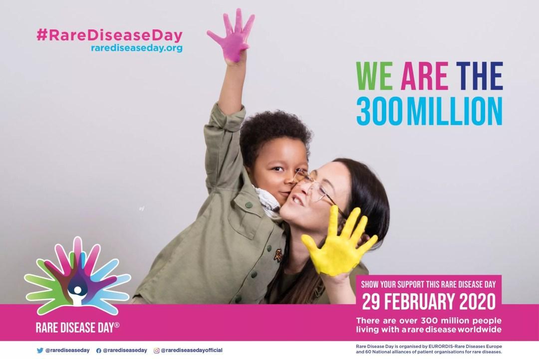 Zeldzame ziekten dag