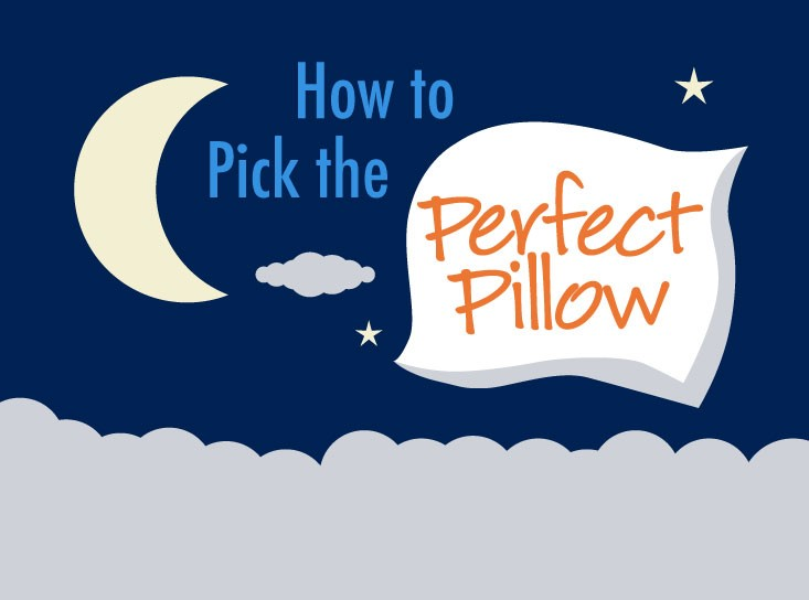 how to pick the perfect pillow