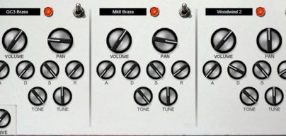 Plogue Sforzatron Is A Free Mellotron Library In SFZ Format