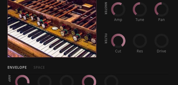 Free Harmonium Sample Library For Noiiz Player Released