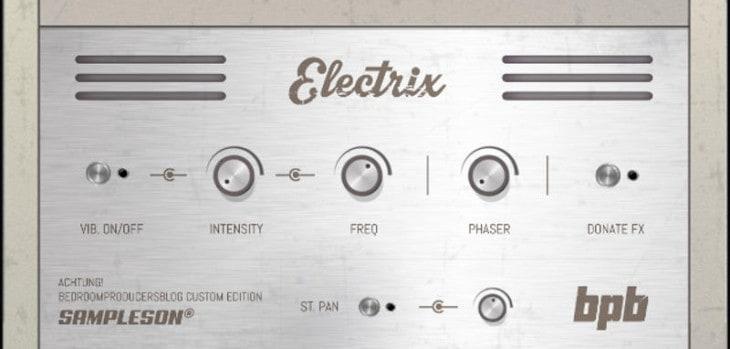 "Sampleson Releases ""Electrix BPB Edition"" Free Piano VST Plugin"