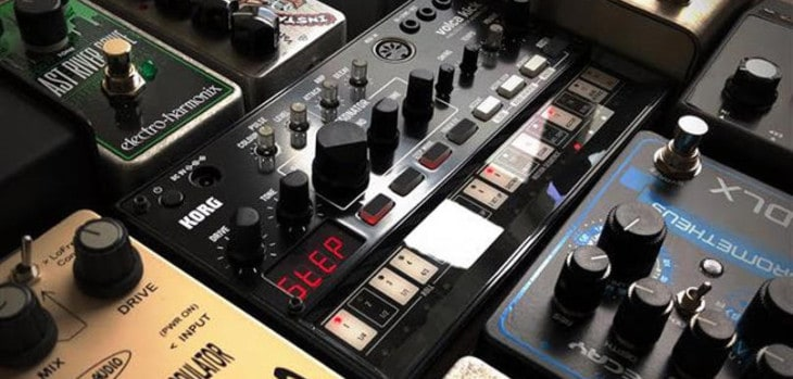 Free Stompbox Volca Kick Sample Pack Released By Goldbaby