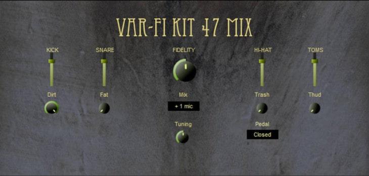Karoryfer Releases Gogodze Phu Vol II Drum Kit (KVRDC18)