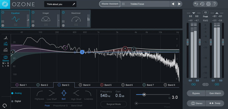 Get iZotope Ozone 8 Elements For $1 @ Plugin Boutique!
