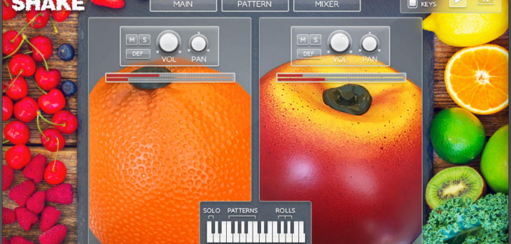Download FREE Fruit Shake Instrument For Kontakt Player (24 Hours Left!)