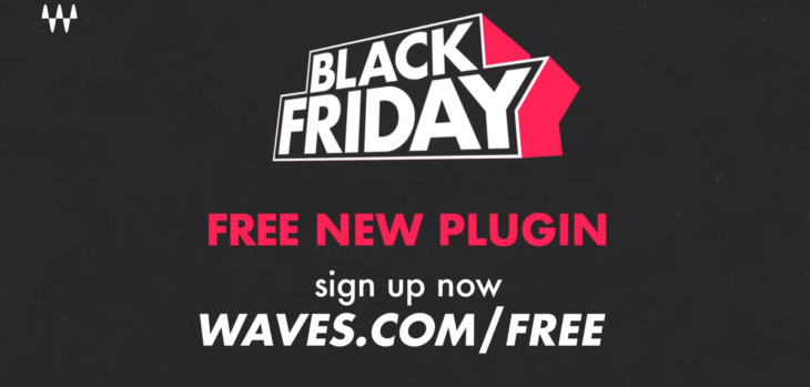 FREE Waves Plugin Coming This Black Friday - Sign Up Now!