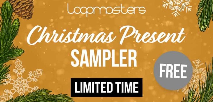 FREE Christmas Present 2018 Sample Pack Released By Loopmasters