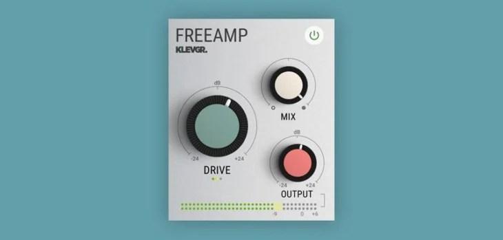 Klevgränd Releases FreeAMP Analog Gear Modeling VST/AU Plugin
