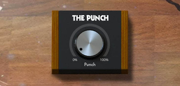 Audio Assault's The Punch Transient Shaper Is FREE Today!