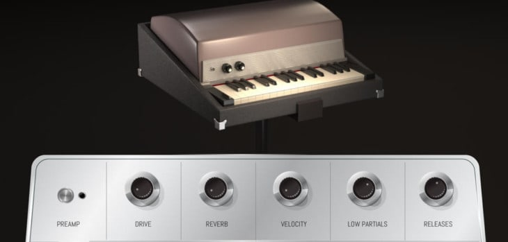 Sampleson Releases FREE Rhodes Piano Bass VST/AU Plugin