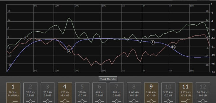 Free QRange Linear-Phase Equalizer VST/AU Plugin Released