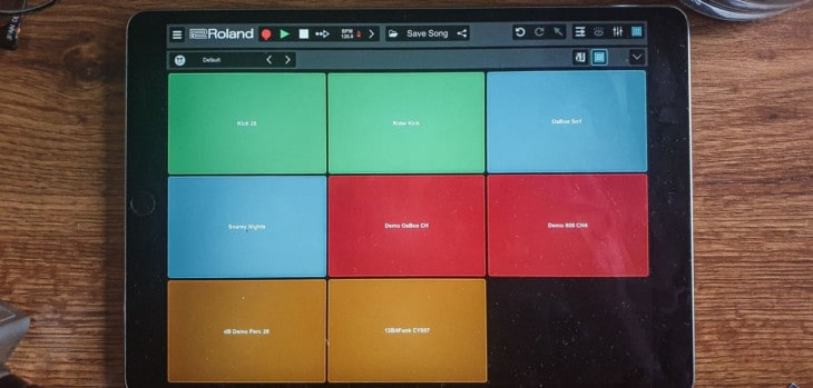 Roland Relases FREE Zenbeats Cross-Platform Music Production App