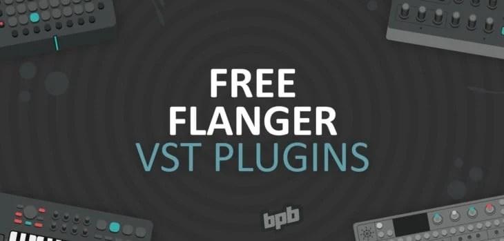 Free Flanger VST Plugins