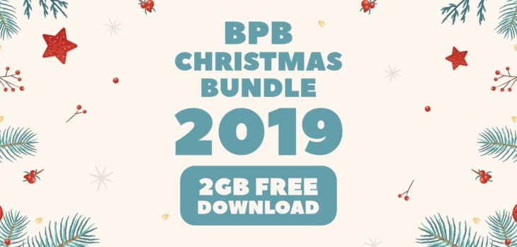 BPB Christmas Bundle 2019