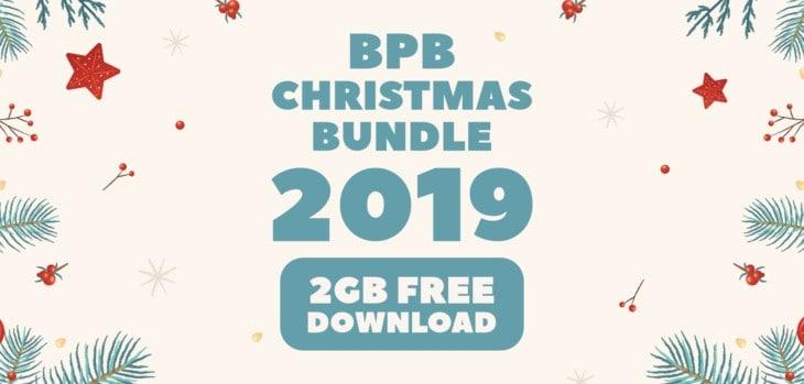 BPB Christmas Bundle 2019