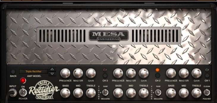 Get FREE MESA/Boogie Gear For AmpliTube Custom Shop