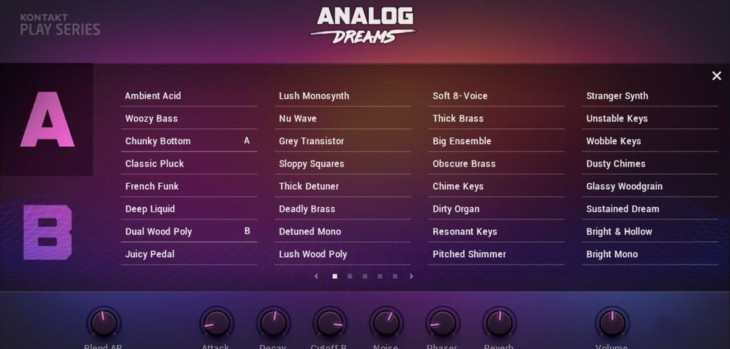 Analog Dreams by Native Instruments