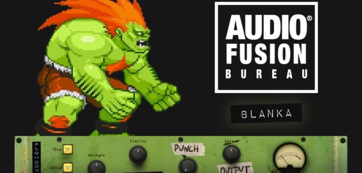 Blanka by AudioFB
