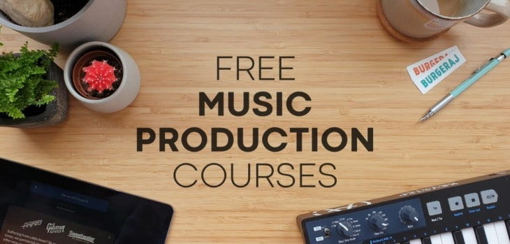 Music Production Courses - Improve Your Music Skills For FREE!