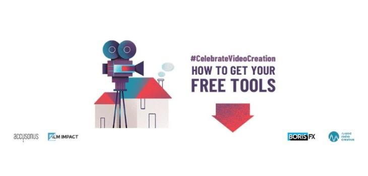 FREE Video Creator Bundle - VST Plugins, Video Transitions, SFX!