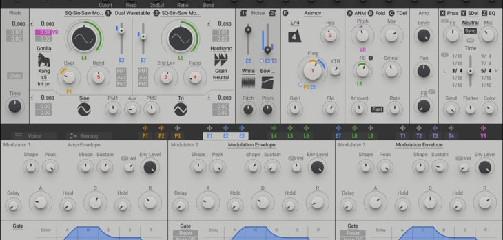 Massive X by Native Instruments