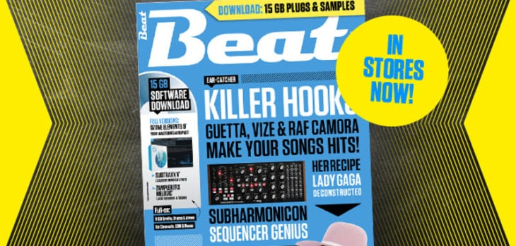 Get FREE Ozone Elements 9 With Beat Magazine!