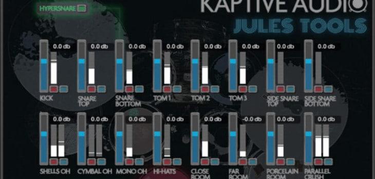 Jules Tools by Kaptive Audio