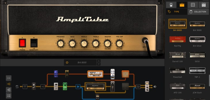 AmpliTube 5 by IK Multimedia