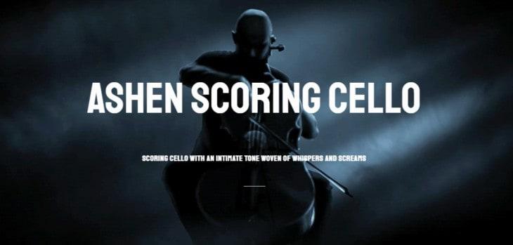 Ashen Scoring Cello by Wavelet Audio