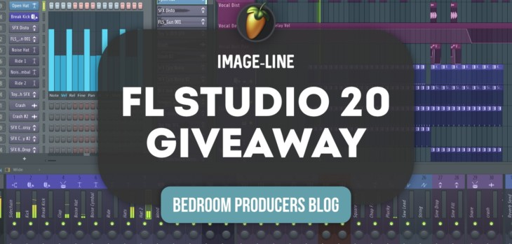 FL Studio 20 GIVEAWAY