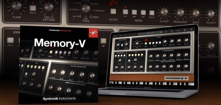 Syntronik Memory-V by IK Multimedia