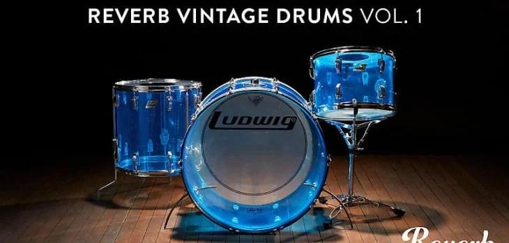 Reverb Vintage Drums FREE