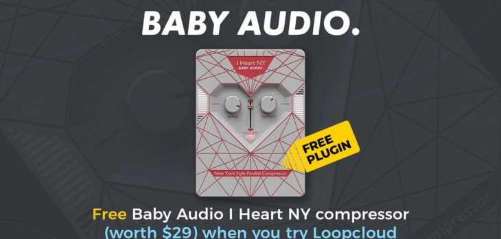 I Heart NY by BABY Audio