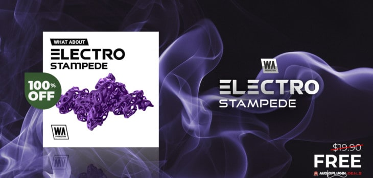 Electro Stampede Is FREE