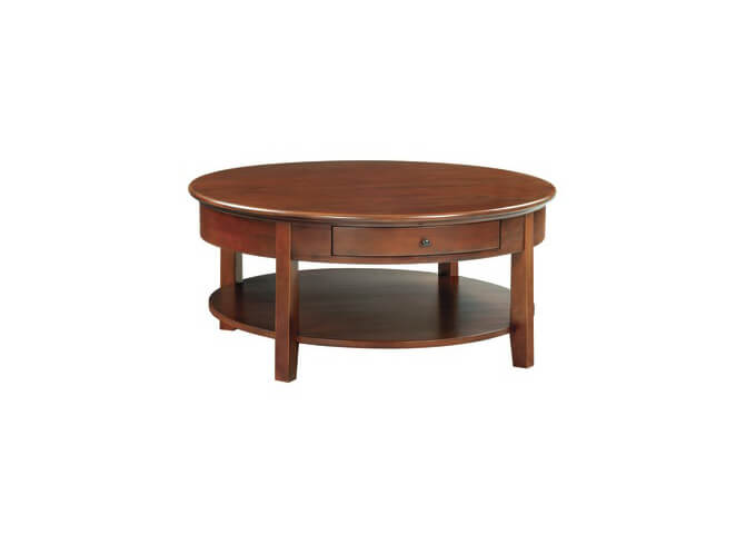 McKenzie Round Cocktail Table