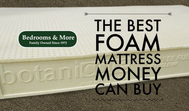 Best Foam Mattress Is Botanicore
