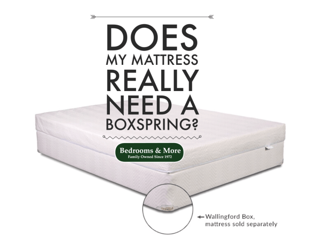 One Question We Frequently Hear From Our Seattle Pers Is Do I Need A Mattress Set Plus Boxspring Also Called Box Or Can Get By With