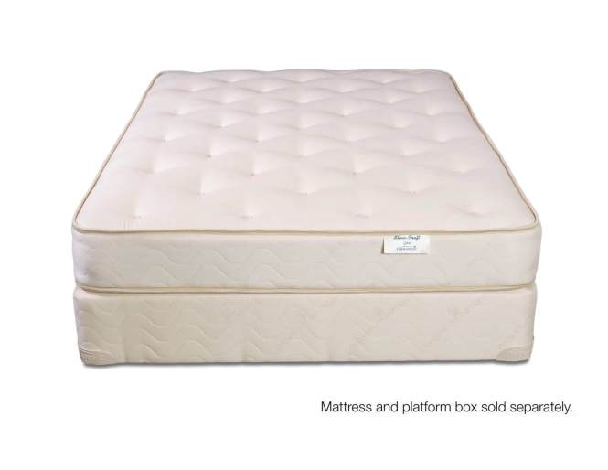 2 Sided All Natural Coil Mattress With No Latex