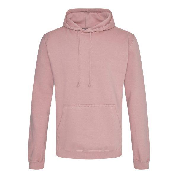 zalm kleur hoodie - bedruk mijn hoody