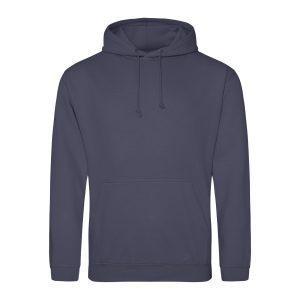 Haai grijs kleur hoodie - bedruk mijn hoody