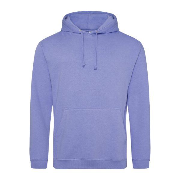 true violet kleur hoodie - bedruk mijn hoodie