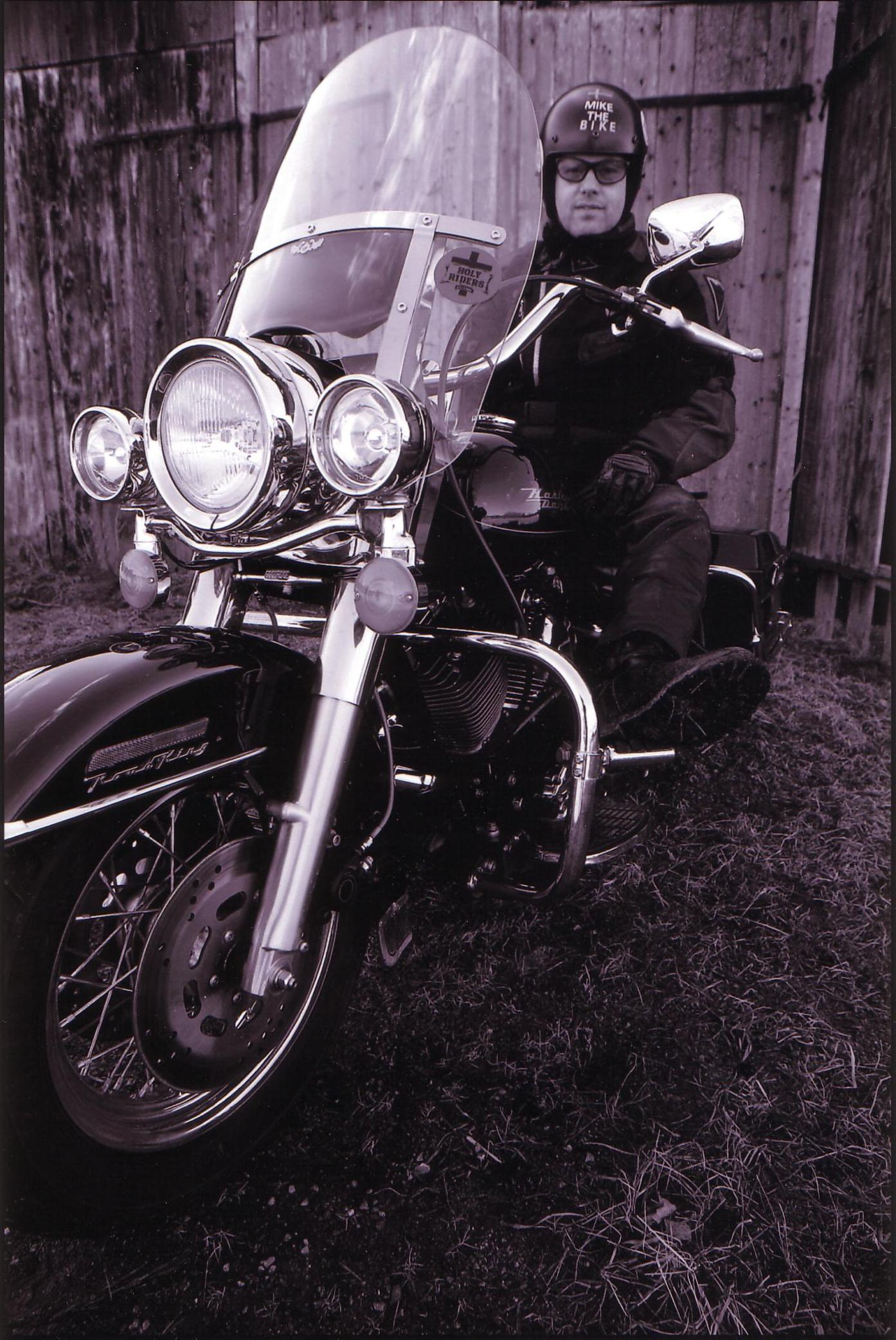 """""""Mike the Bike"""""""