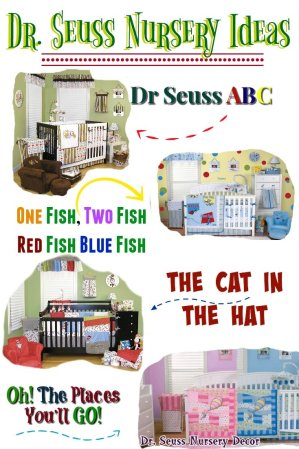 Dr Seuss Nursery Ideas