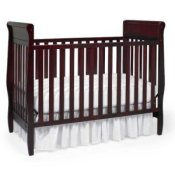 Graco Sarah Crib_Cherry