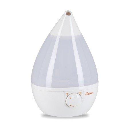Crane Drop Shape Humidifier - White