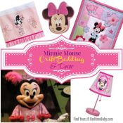 Minnie Mouse Room Decor for Babies