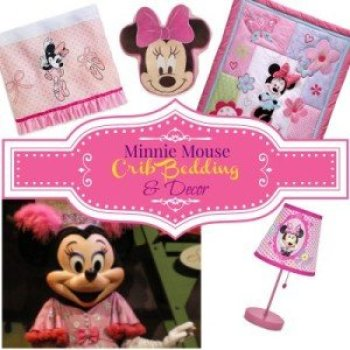 Minnie Mouse Nursery Decor